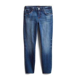 Neve Scissor Hem Skinny Jean Size 30